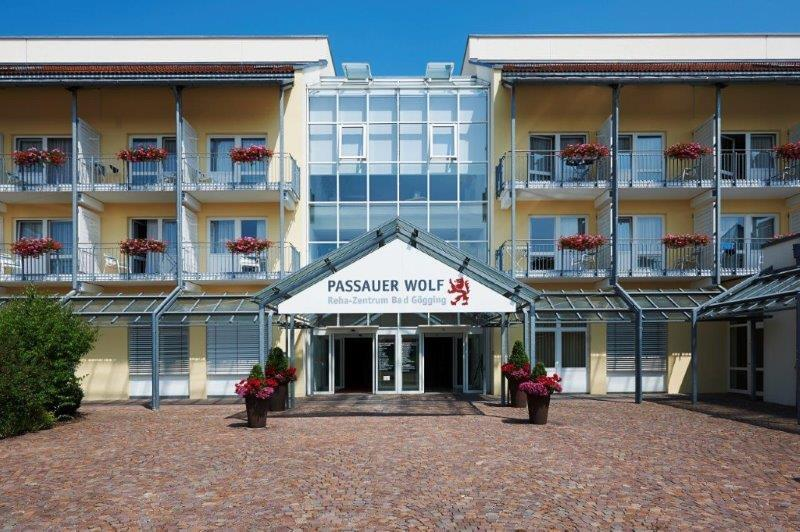 Rehaklinik Passauer Wolf Bad Gögging