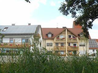 Hausansicht Haus an der Abens Bad Gögging / Rechteinhaber: © Haus an der Abens Bad Gögging