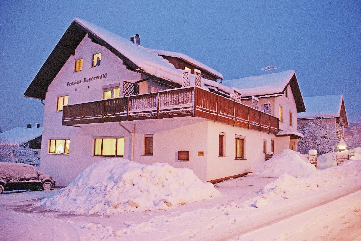 Pension Bayerwald (Frauenau). Ferienwohnung Rachel