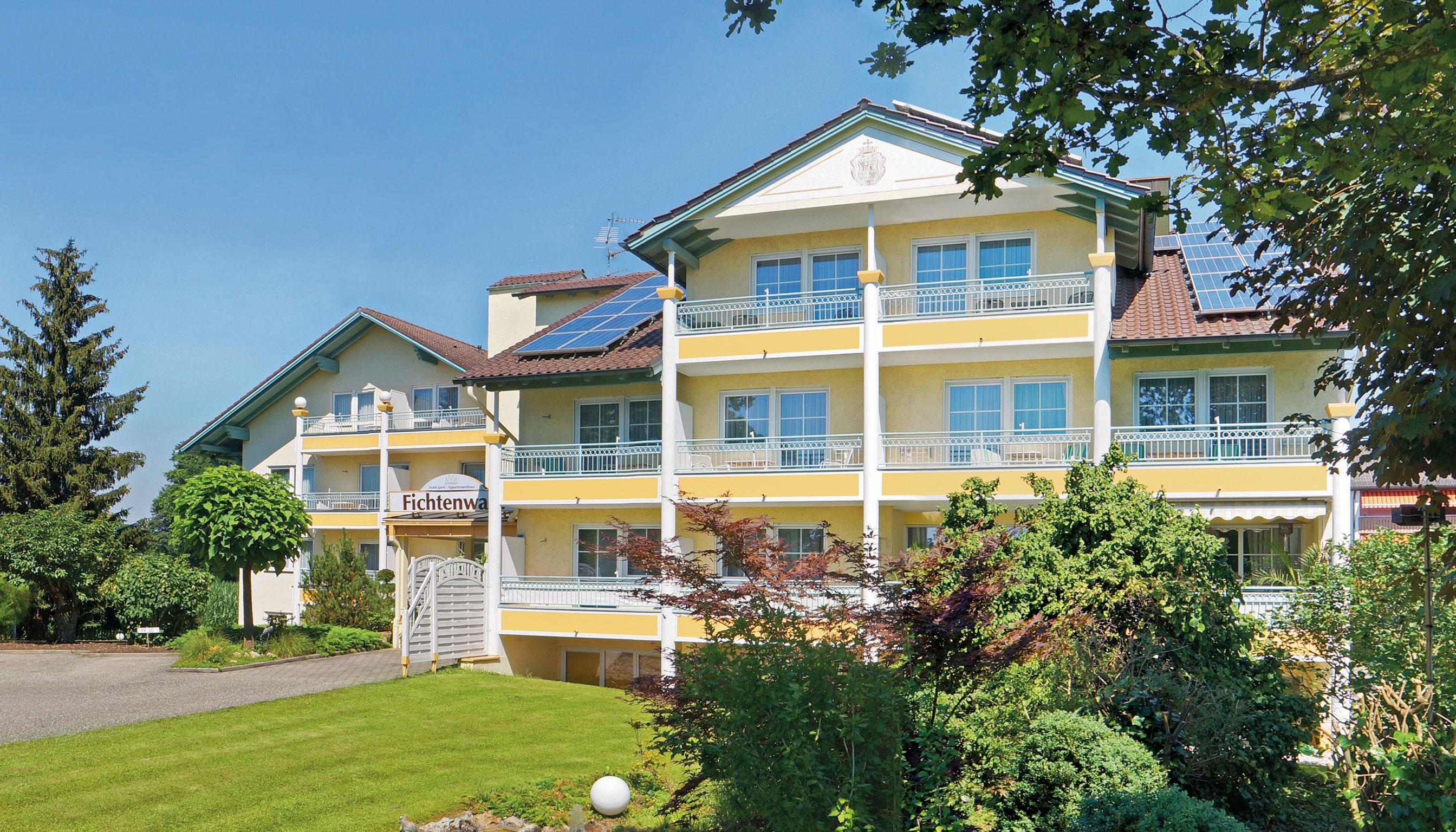 Hotel Garni und Appartementhaus Fichtenwald (Bad F Ferienwohnung in Deutschland