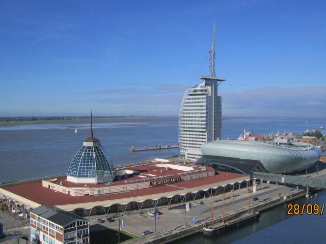 Ferienwohnung Horizont (Bremerhaven). Ferienwohnun