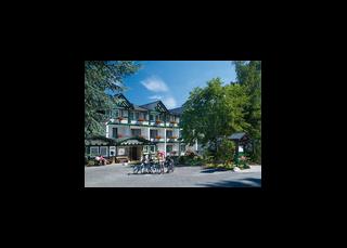 Hotel Haupteingang