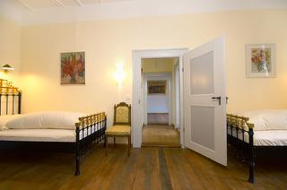 Suite Ingeborg, separates Zimmer mit 2 Einzelbetten