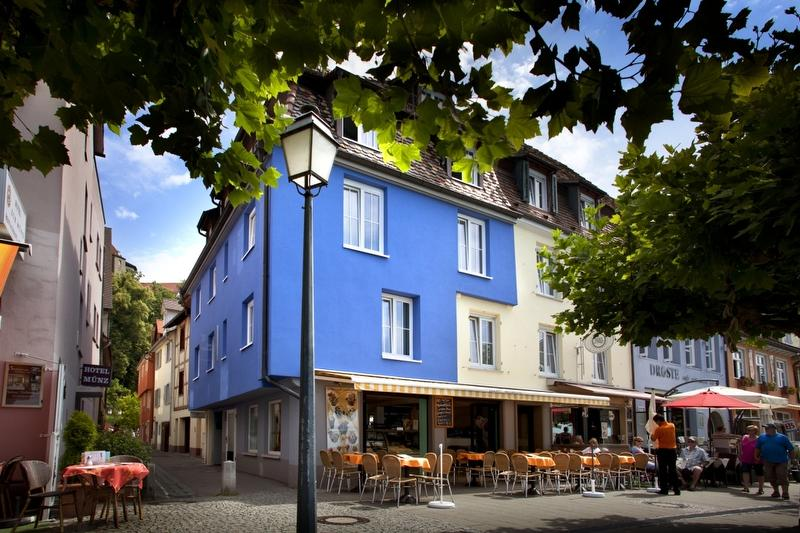 Design hotel claudia for Designhotel bodensee