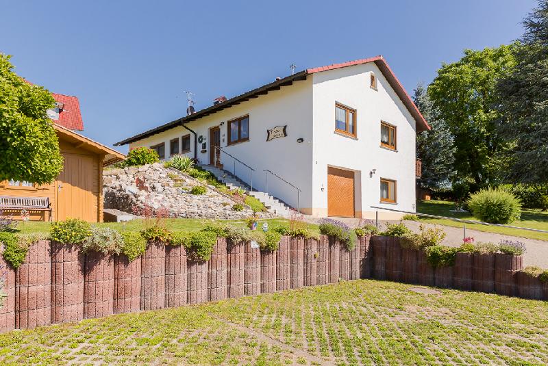 Hauseingang, Ferienwohnung Familie Klink, Grünkraut