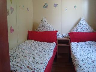 Mobilheim Schweden Kinderzimmer / Rechteinhaber: © Stefan Walter