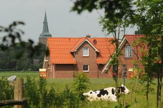 Der Deichhof - Auf der alten Kuhwiese nur 400 Schritt vom Nordseedeich