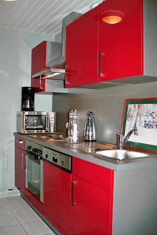 Küche Fewo Maren, Nr. 1
