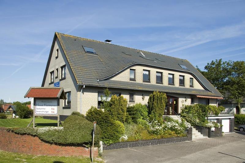 Hotel Haus Hannover Carolinensiel