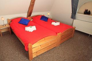 Fewo Nr. 3, Elternschlafzimmer, 1. Etage