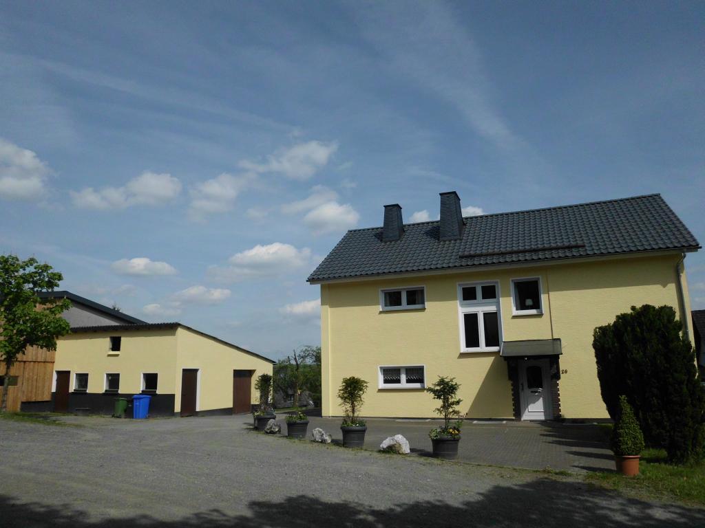 Kaisers Ferienhof (Hallenberg). Ferienwohnung mit  Ferienwohnung  Hallenberg