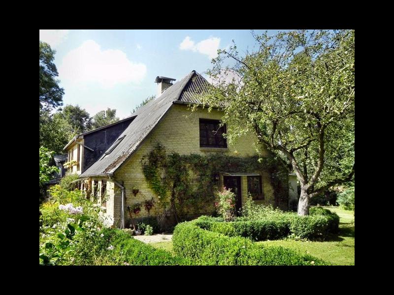 Hauseingang Fewo Mulleby, R. Tetzlaff-John