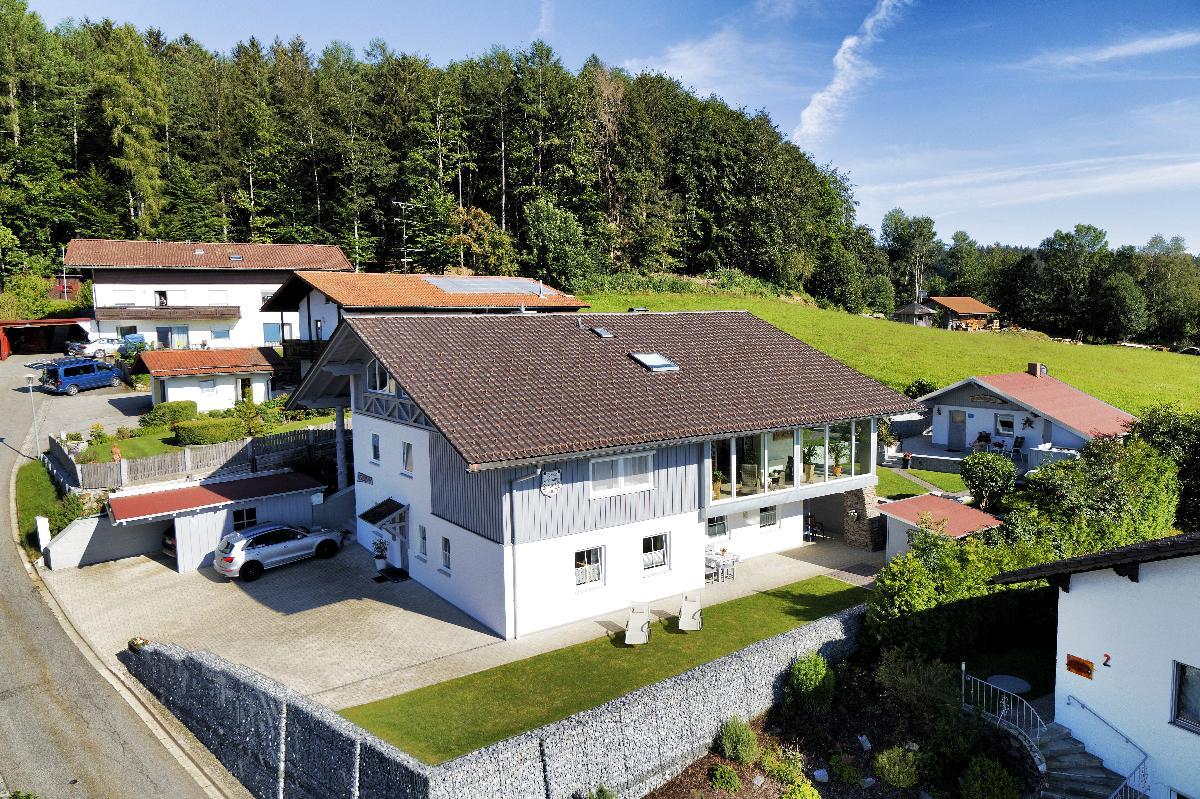 Ferienwohnungen Muhr (Bodenmais). Ferienwohnung 1  Ferienwohnung im Bayerischer Wald