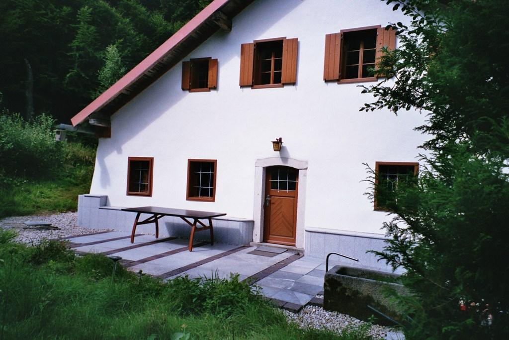 Ferienhaus Grillnhäusl (Wegscheid). Grillnhäusl - Das Ferienhaus im Bayerischen Wald (1270292), Wegscheid, Bayerischer Wald, Bayern, Deutschland, Bild 1