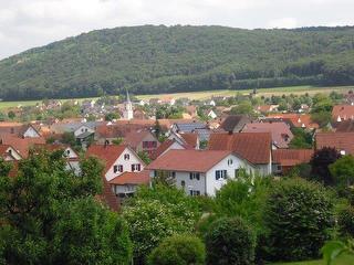 Blick auf Wettelsheim und Patrich / Rechteinhaber: © E. Schwimmer