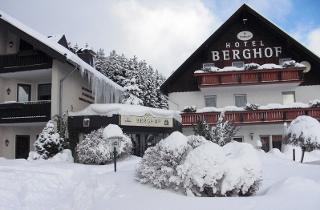 Berghof Winter