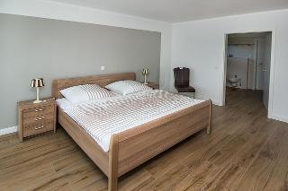 Schlafzimmer im Erdgeschoss, FH Ingwersen