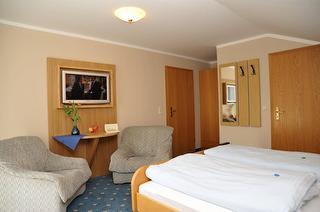 Doppelzimmer mit Süd