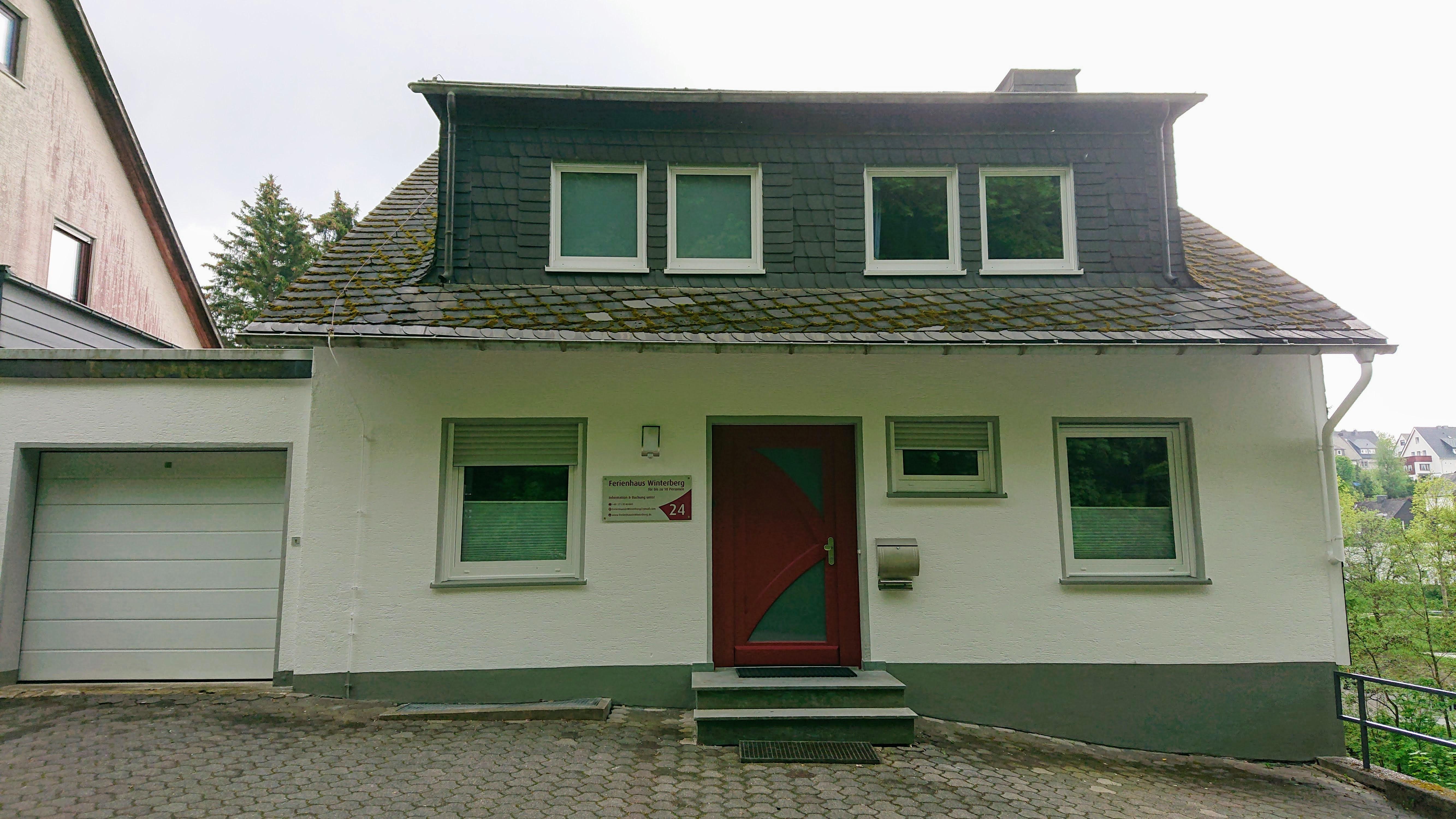 Ferienhaus Winterberg (Winterberg/Stadt). Gro&szli Ferienhaus in Deutschland