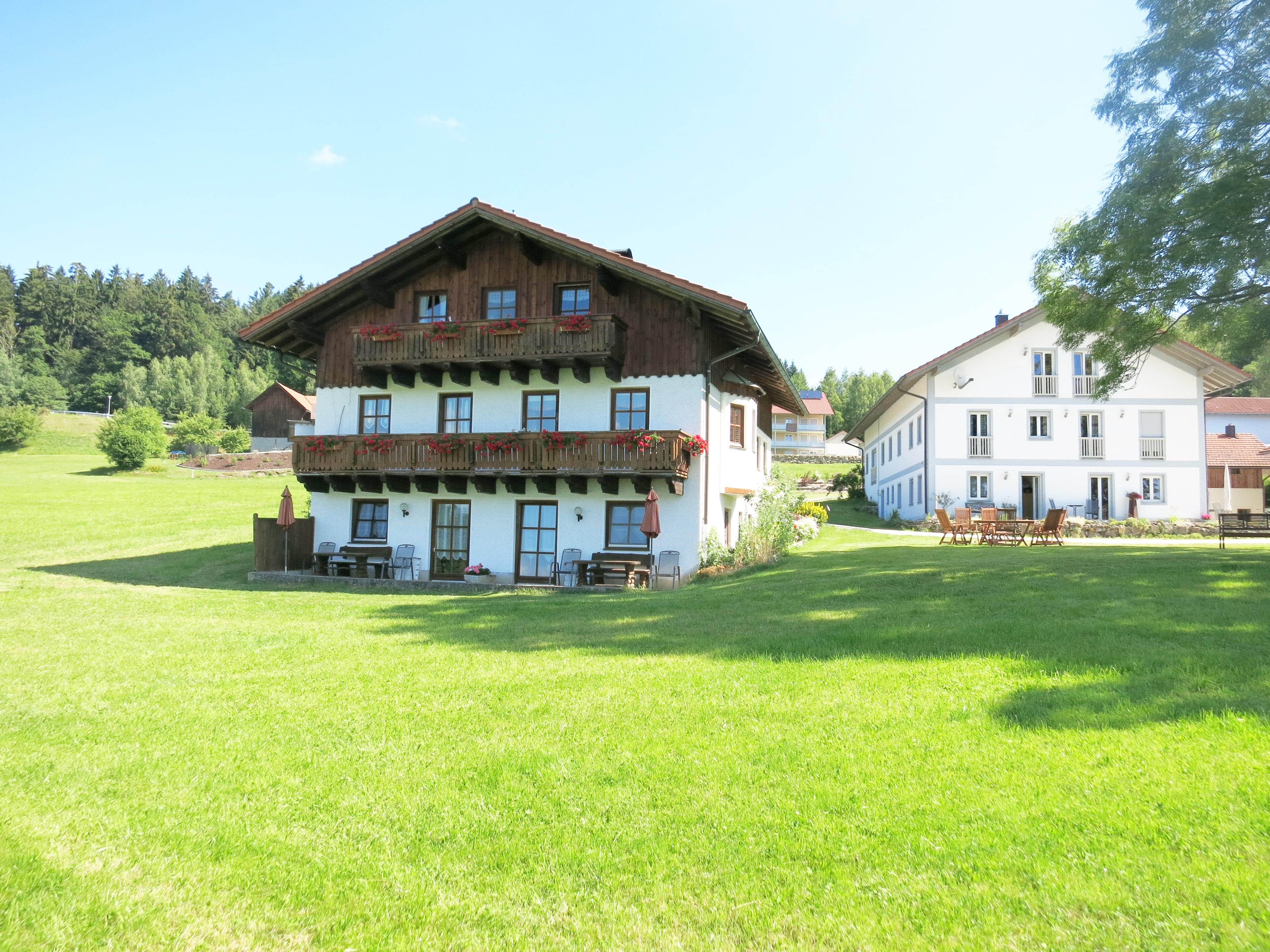 Herzlich willkommen im Nationalpark Bayerischer Wald.