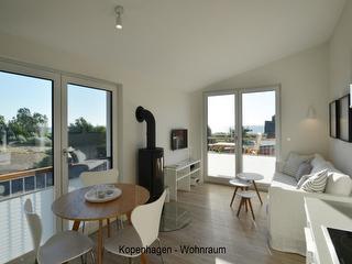 Wohnzimmer mit Wohnfühlcharakter