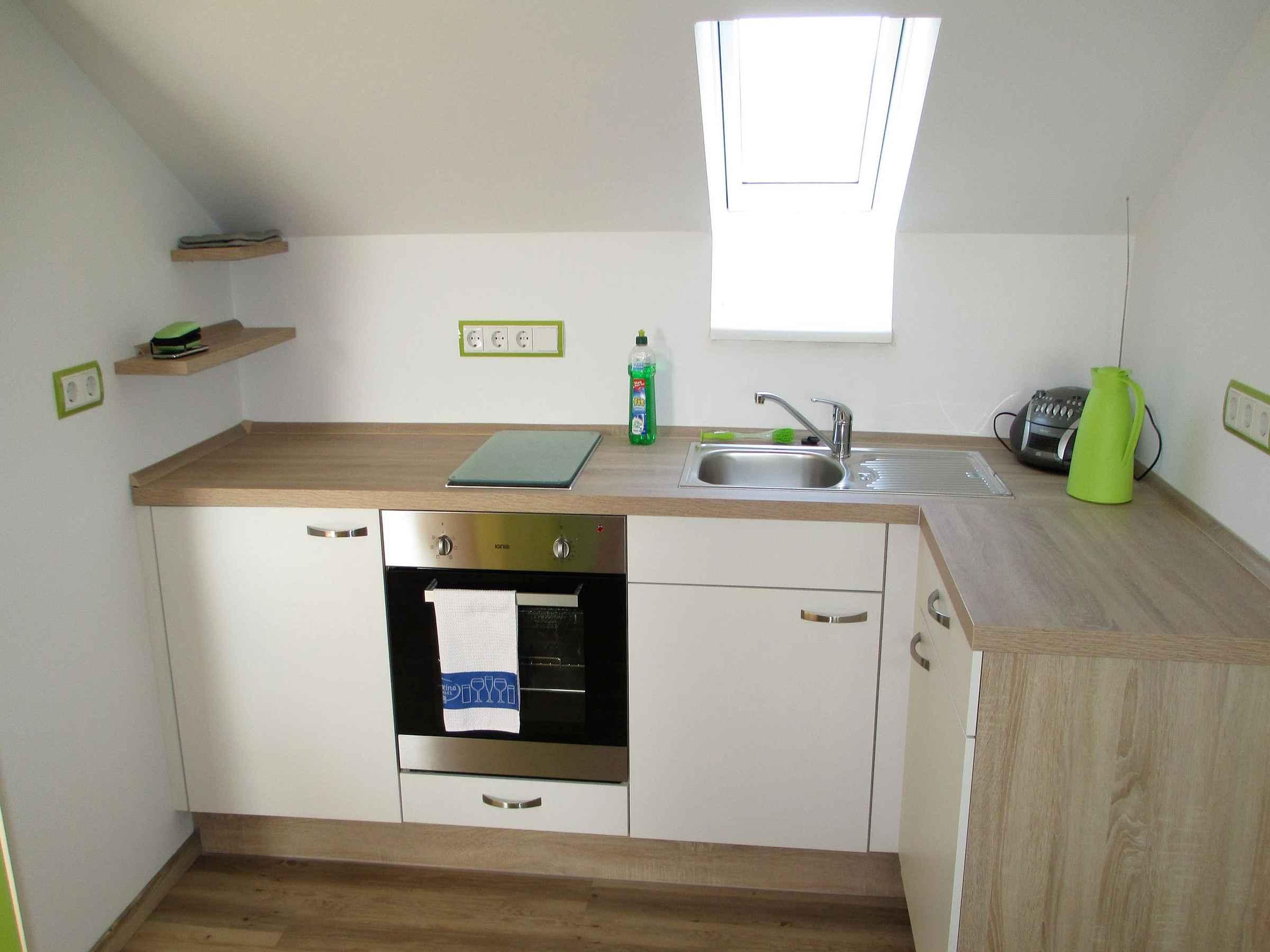 Ferienwohnung hein iphofen ferienwohnung 65qm 1 for Küchenzeile modern