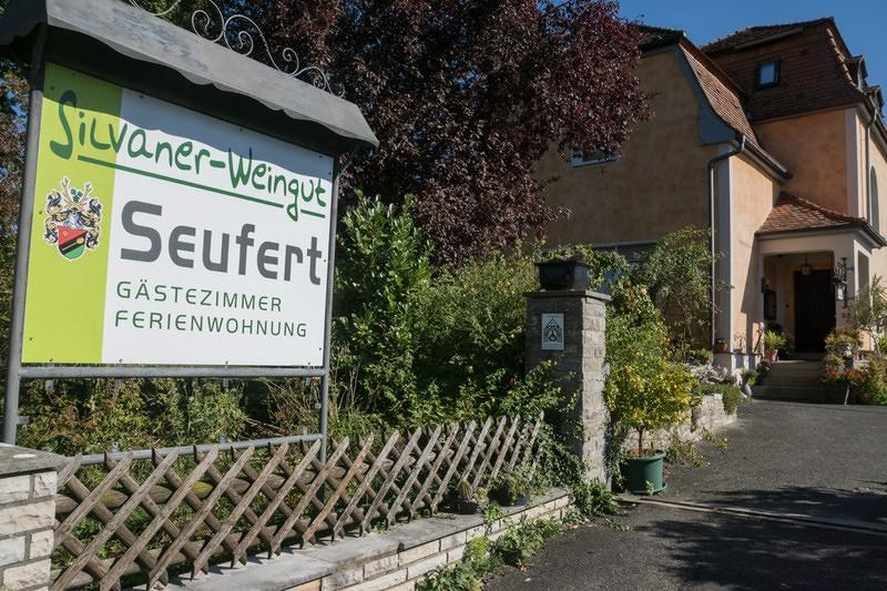 Silvaner Weingut Seufert