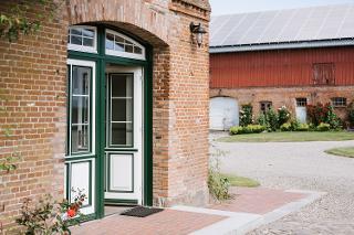 Eingang Kornscheune