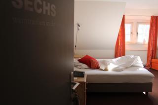 SECHS Landhauszimmer