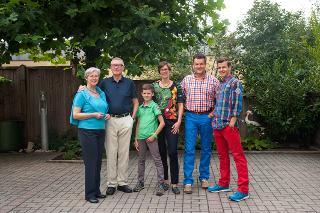 Familienfoto (Fam. Siermann und Mehl)