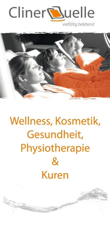 Cliner Quelle: Wellness, Kosmetik & Gesundheit, Physiotherapie & Kuren