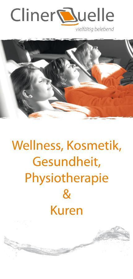 Cliner Quelle: Wellness und Kosmetik