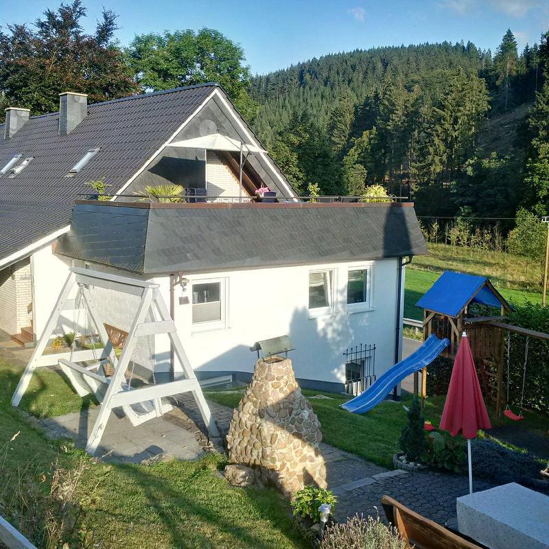 Ferienwohnung Krähling in Obersorpe im Sauerland