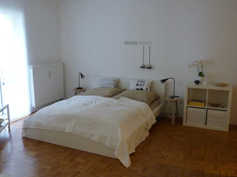 Apartment Wohnzimmer Regensburg 2