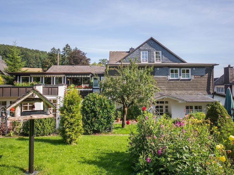 Pension Haus Hubertus - Garten