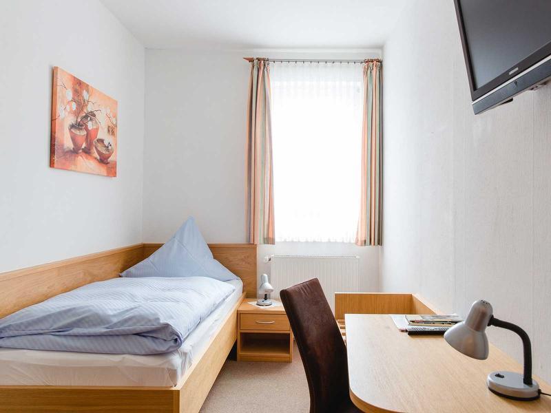 Haus Hubertus - Einzelzimmer