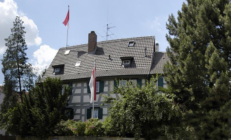 Historischer Pfarrhof
