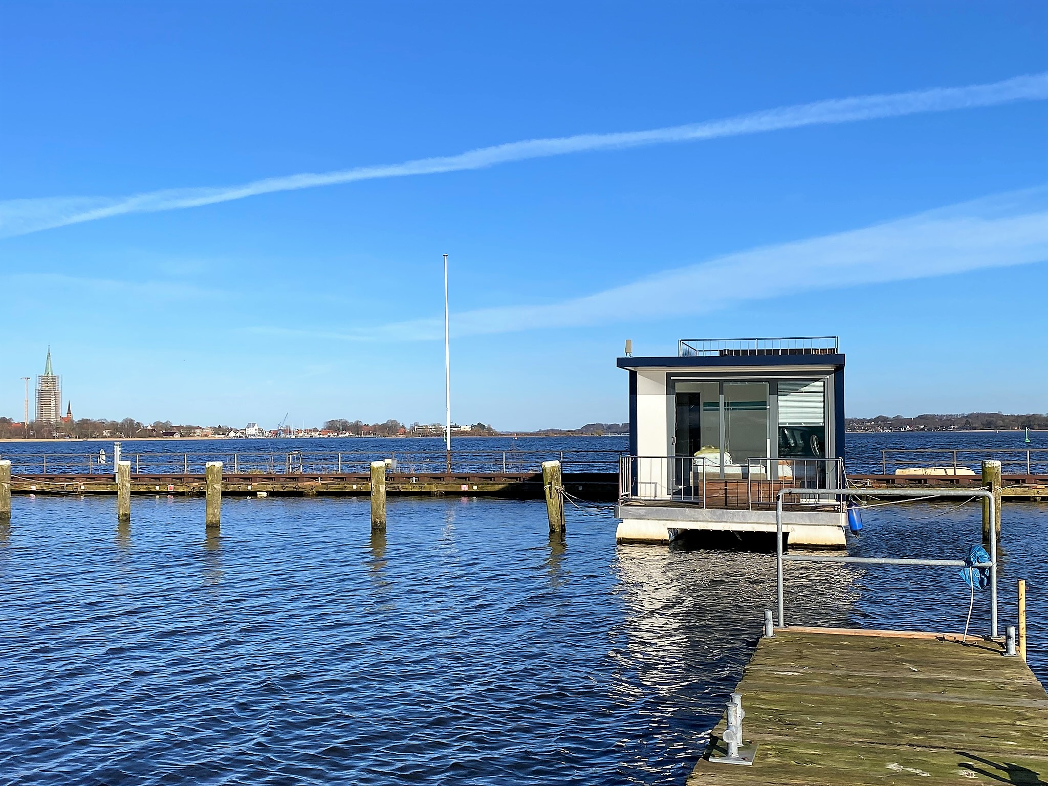 Wasserloft SUOMI (Schleswig). Wasserloft SUOMI Boot
