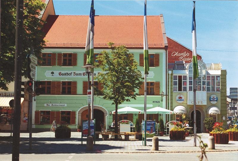 Hotel zum Gruenen Baum / Rechteinhaber: © Andreas und Christina Hacker GbR