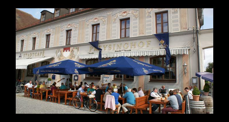 Preysinghof Plattling / Rechteinhaber: © Preysinghof Plattling
