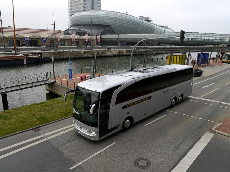 Gästeführer Stadtrundfahrt mit Ihrem eigenen Omnibus