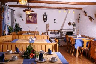 Gäste- und Frühstücksraum / Rechteinhaber: © Landhaus Jakob