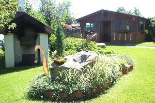 Gartenanlage / Rechteinhaber: © Landhaus Jakob