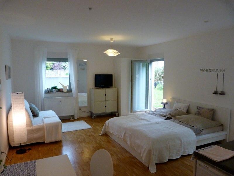 Apartment Wohnzimmer Regensburg 1