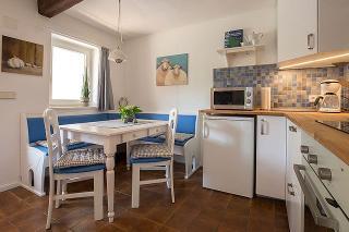 Einbauküche mit Essplatz, Freesenhus an de Soot, Fam. Walter