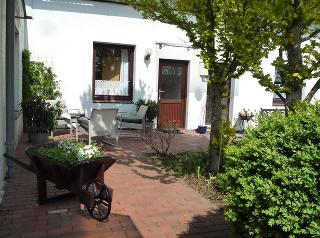 Terrasse für Wohnung 2