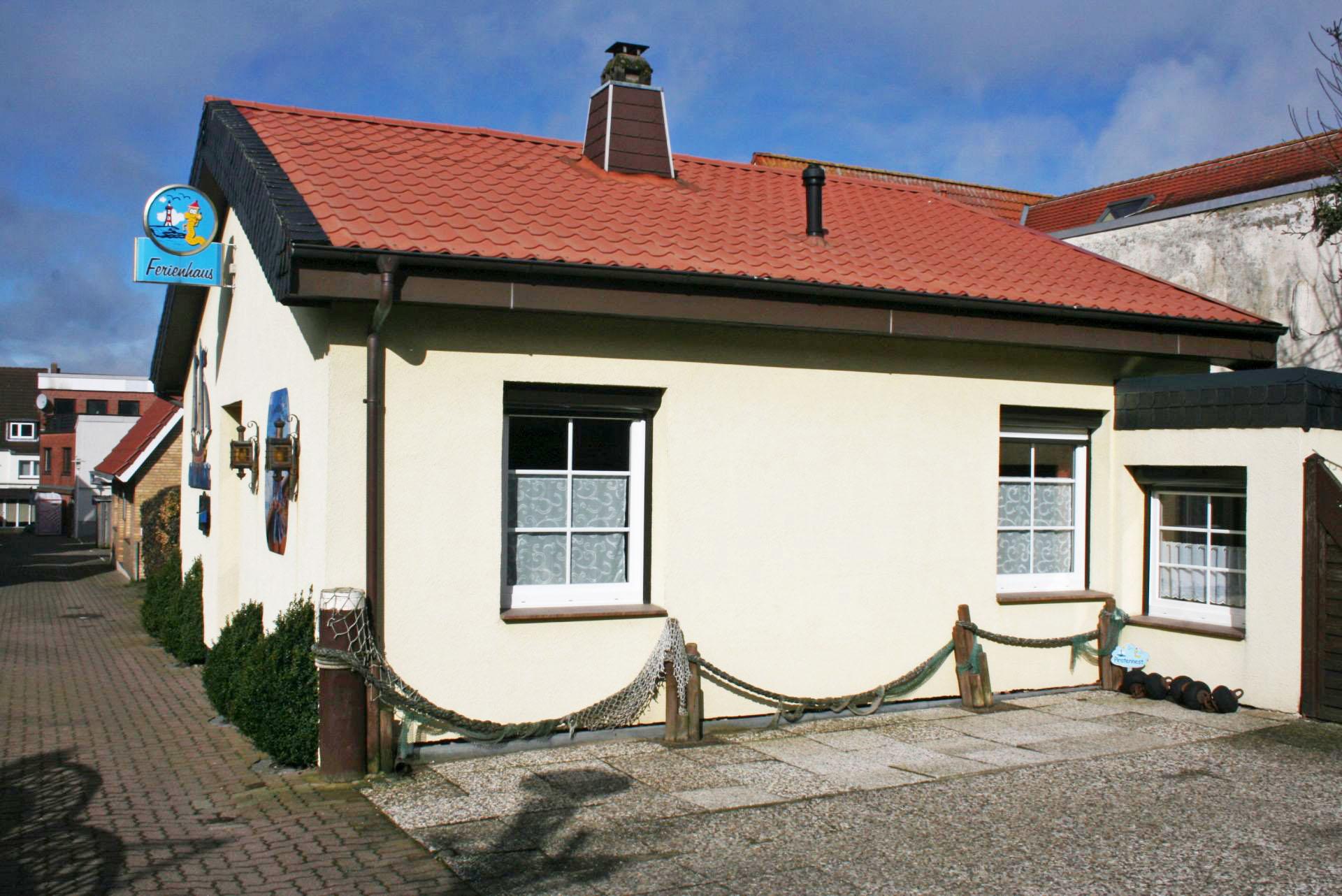 Haus Wattwurm I 702 Büsum Piratennest 3 Raum 702 001