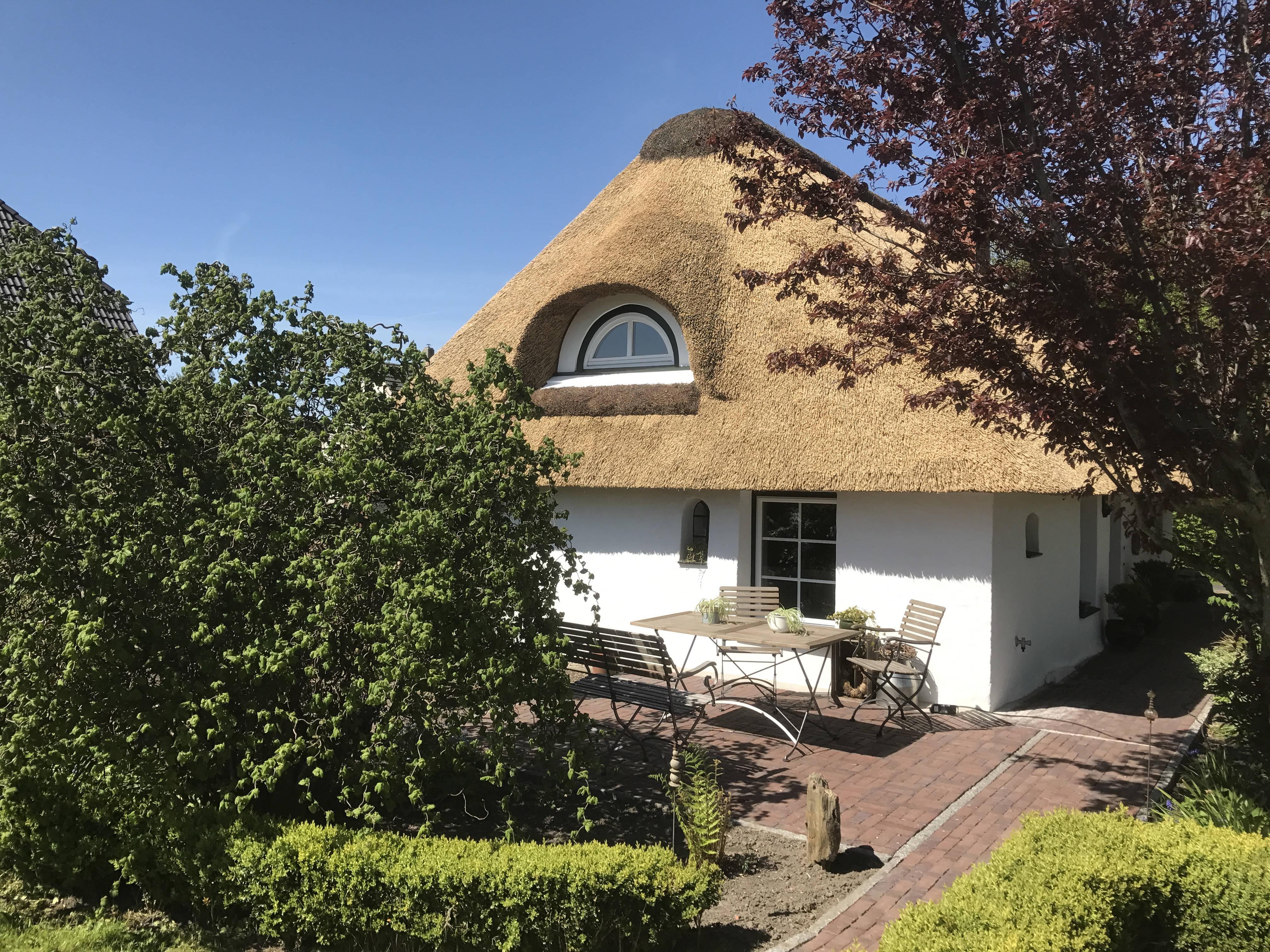 Refugium im Nordseewind (Norddeich). 3-Raum Ferien Ferienhaus in Ostfriesland