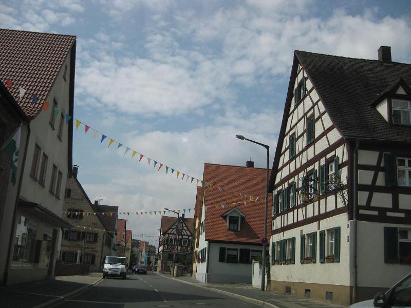 Unterfarrnbacher Straße