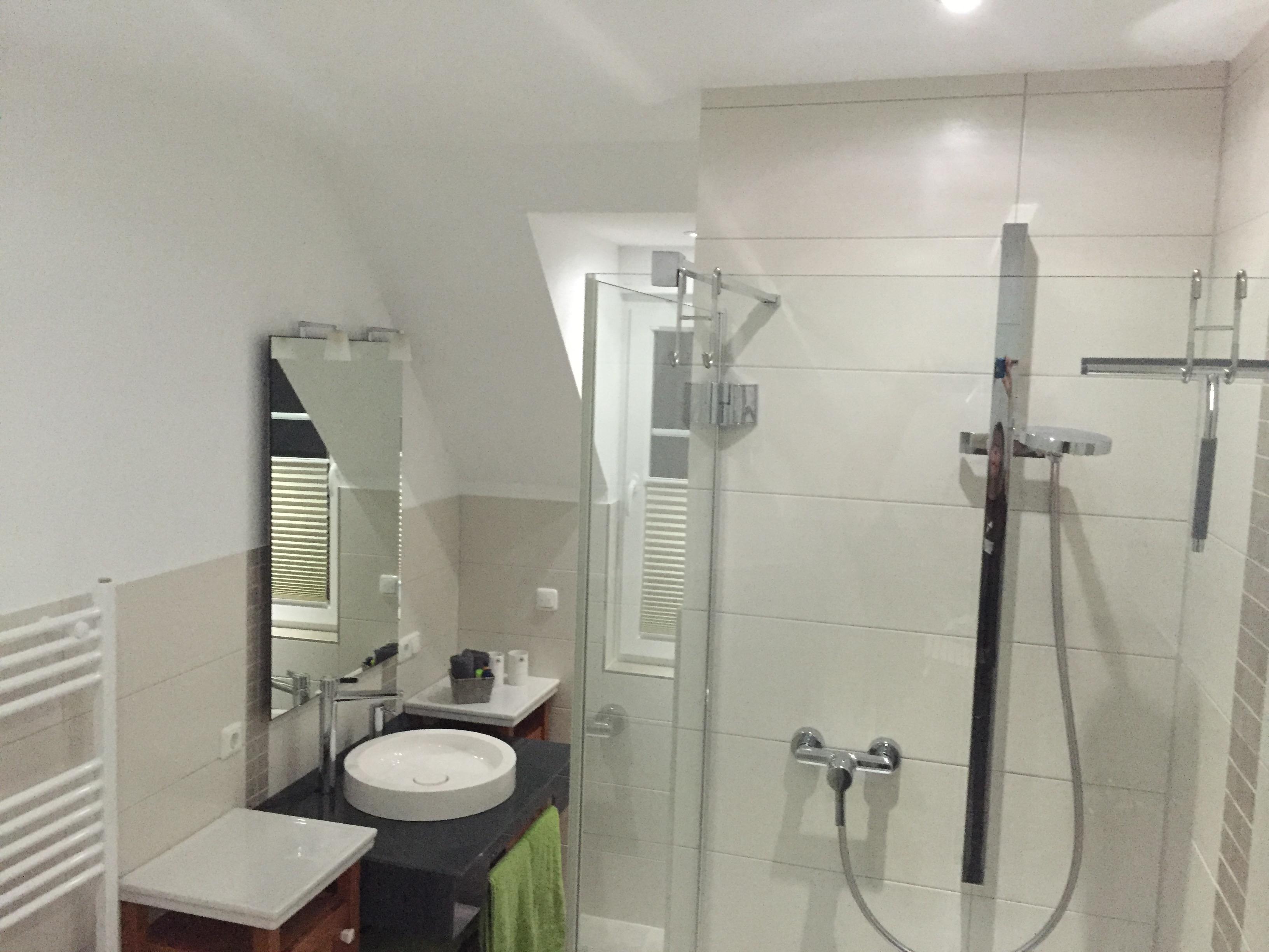 ferienwohnung casa blanca, (warendorf). ferienwohnung für 1-2 pers, Badezimmer ideen